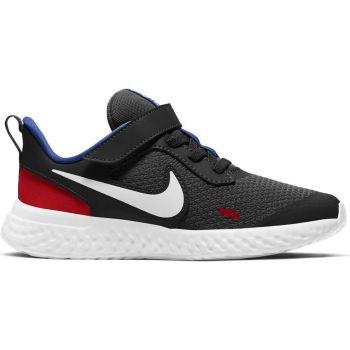 Nike REVOLUTION 5 (PSV), dečije patike za trčanje, crna