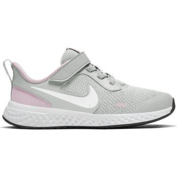 Nike REVOLUTION 5 (PSV), dečije patike za trčanje, siva