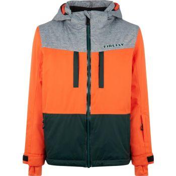 Firefly CALI II JRS, dečja jakna za snowboard, narandžasta