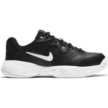 Nike JR COURT LITE 2, dečije patike za slobodno vreme, crna