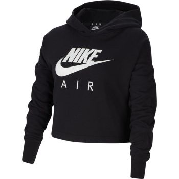 Nike G NSW NIKE AIR CROP HOODIE, dečji duks, crna