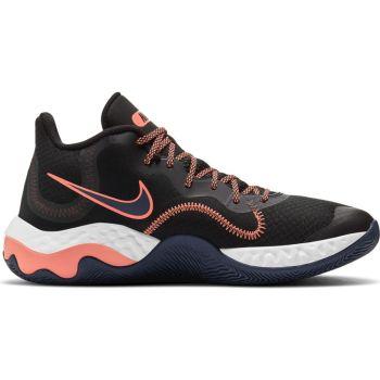Nike RENEW ELEVATE, muške patike za košarku, crna