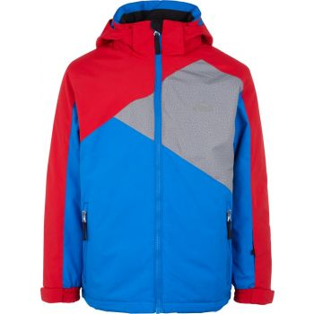 McKinley CODY II JRS, dečja jakna za skijanje, crvena