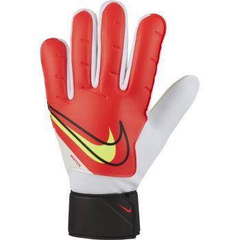 Nike GK MATCH, golmanske rukavice za fudbal, crvena