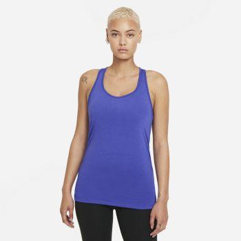 Nike YOGA TANK, ženska majica za fitnes, ljubičasta