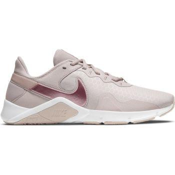 Nike W LEGEND ESSENTIAL 2, ženske patike za fitnes, pink