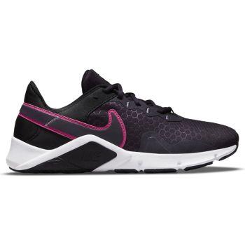 Nike W LEGEND ESSENTIAL 2, ženske patike za fitnes, crna