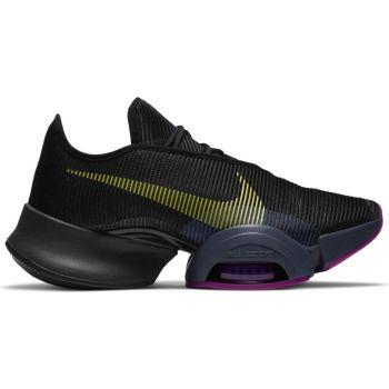 Nike W AIR ZOOM SUPERREP 2, ženske patike za fitnes, crna