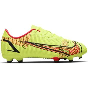 Nike JR VAPOR 14 ACADEMY FG/MG, dečije kopačke za fudbal (fg), žuta