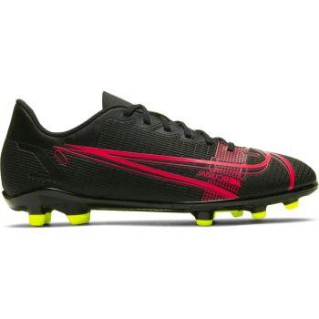 Nike JR VAPOR 14 CLUB FG/MG, dečije kopačke za fudbal (fg), crna