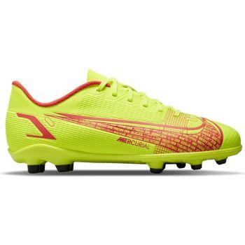 Nike JR VAPOR 14 CLUB FG/MG, dečije kopačke za fudbal (fg), žuta