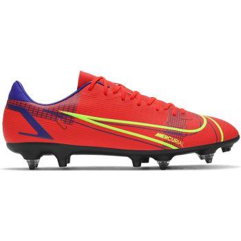 Nike VAPOR 14 ACADEMY SG-PRO AC, muške kopačke za fudbal (sg), crvena