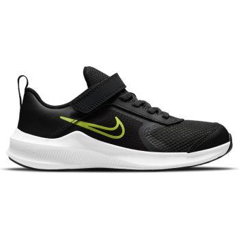 Nike DOWNSHIFTER 11 (PSV), dečije patike za trčanje, crna