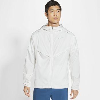 Nike WINDRUNNER RUNNING JACKET, muška jakna za trčanje, bela