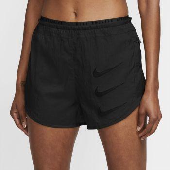 Nike TEMPO LUXE RUN DIVISION WO 2-IN-1 RUNNING SHORTS, ženski šorc za trčanje, crna