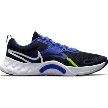 Nike RENEW RETALIATION 3, muške patike za fitnes, plava