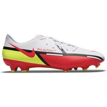 Nike PHANTOM GT2 ACADEMY FG/MG, muške kopačke za fudbal (fg), crvena
