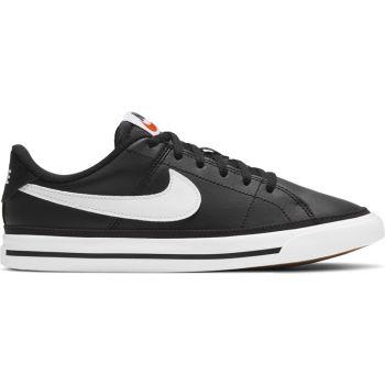 Nike COURT LEGACY (GS), dečije patike za slobodno vreme, crna