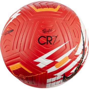 Nike CR7 NK STRK, lopta za fudbal, crvena