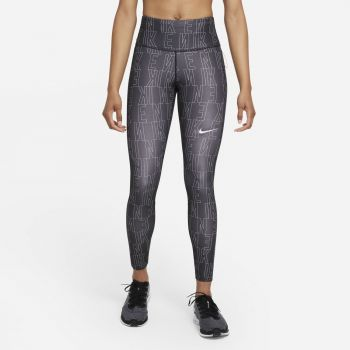 Nike DRI-FIT RUN DIVISION EPIC FAST RUNNING LEGGINGS, ženske helanke za trčanje, siva