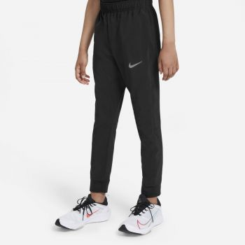 Nike DRI-FIT VEN TRAINING PANTS, dečji donji deo trenerke, crna