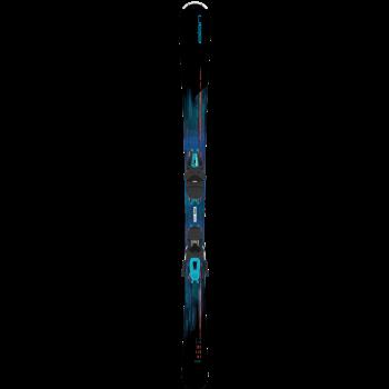 Elan DELIGHT SPORT PS + ELW 10, set skija ženski, crna