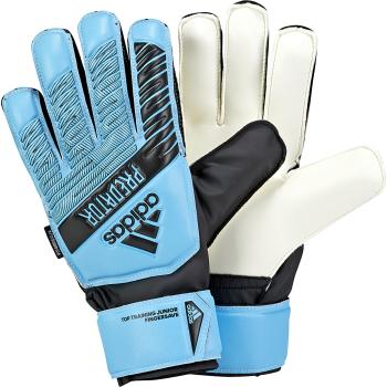 adidas PRED TTRN FS J, dečije golmanske rukavice za fudbal, plava