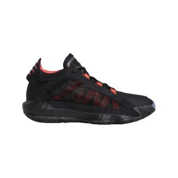 adidas DAME 6 J, dečije patike za košarku, crna