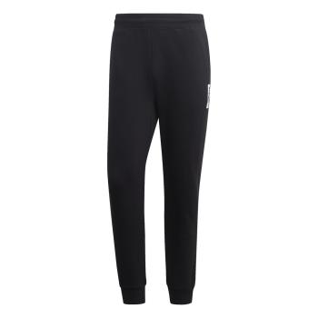 adidas M BB TP, muške pantalone, crna