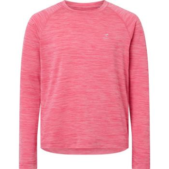 Energetics EN RYLUNGI II JRS, dečja majica dug rukav za trčanje, pink