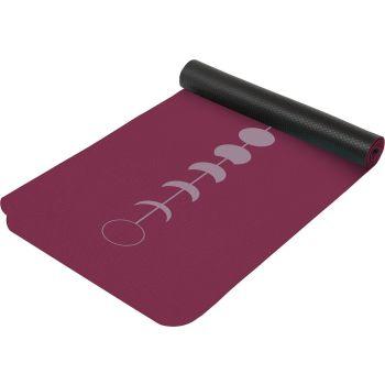 Energetics 2 COLOR YOGA MAT, podloga za gimnastiku, crvena