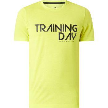 Energetics TOMMI UX, muška majica za fitnes, zelena