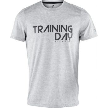 Energetics TOMMI UX, muška majica za fitnes, siva