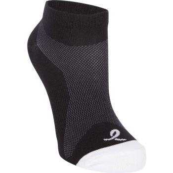 Energetics LAKIS II UX 3-PCK, čarape za trčanje, crna