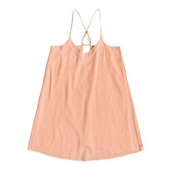 Roxy OFF WE GO DRESS, ženska haljina, narandžasta