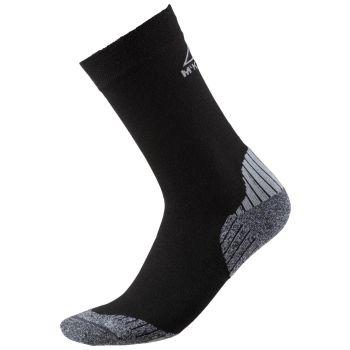 McKinley FLO CREW, čarape za planinarenje, crna