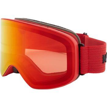 McKinley FLYTE REVO, skijaške naočare, crvena