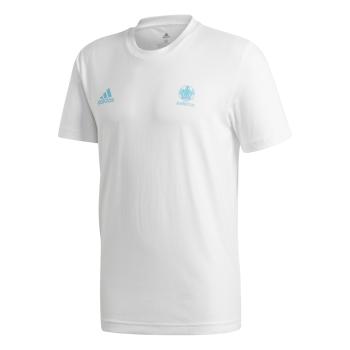 adidas EURO 2020 MAP, muška majica, bela