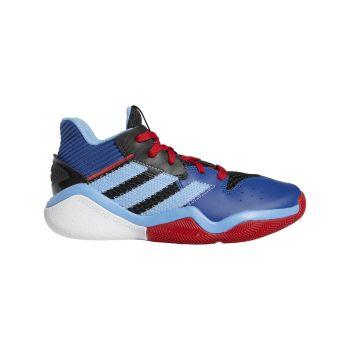 adidas HARDEN STEPBACK J, dečije patike za košarku, plava