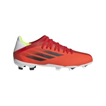 adidas X SPEEDFLOW.3 FG J, dečije kopačke za fudbal (fg), crvena