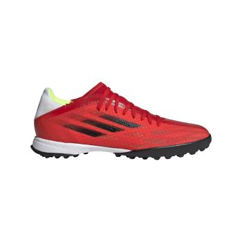 adidas X SPEEDFLOW.3 TF, muške patike za fudbal (tf), crvena