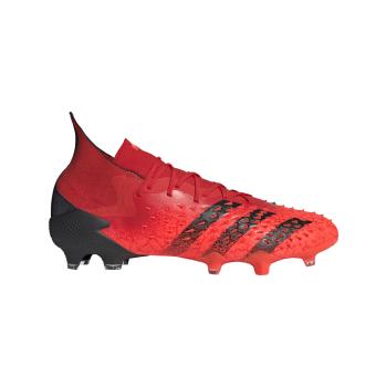 adidas PREDATOR FREAK .1 FG, muške kopačke za fudbal (fg), crvena