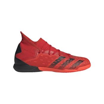 adidas PREDATOR FREAK .3 IN, muške patike za fudbal (in), crvena