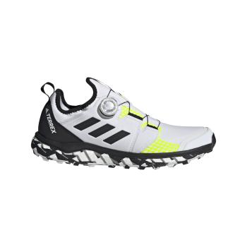 adidas TERREX AGRAVIC BOA, muške patike za trail trčanje, crna