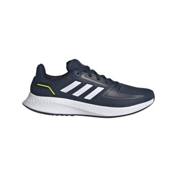 adidas RUNFALCON 2.0 K, dečije patike za trčanje, plava