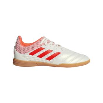 adidas COPA 19.3 IN SALA J, dečije patike za fudbal (in), bela