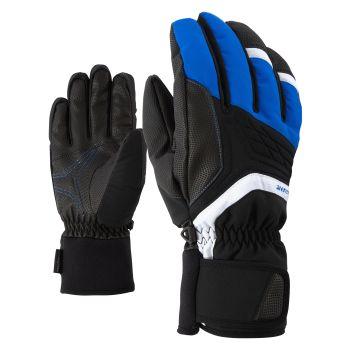 Ziener GALVIN AS®, rukavice za skijanje, plava