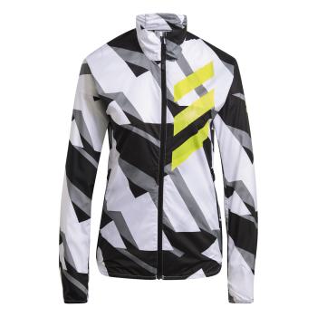 adidas W AGR WIND J, ženska jakna za trčanje, bela