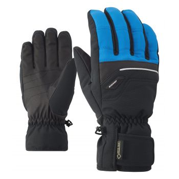 Ziener GLYN GTX GORE PLUS WARM, rukavice za skijanje, plava