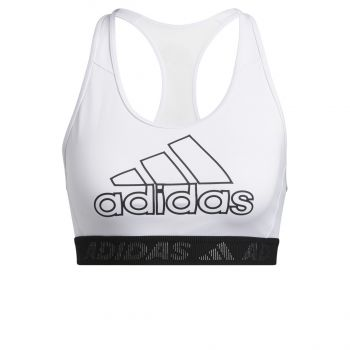 adidas DRST BOS B, ženski top, bela